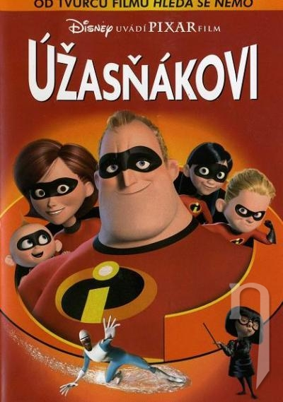 Rodinka Úžasných S.E. 2DVD (SK) - Disney Kouzelné filmy č.19 (DVD)
