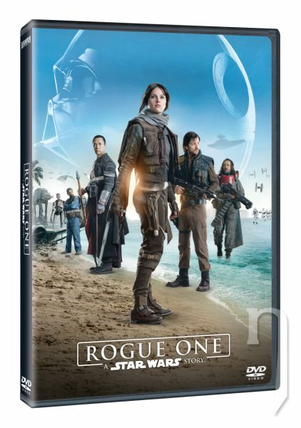 DVD Film - Rogue One: Star Wars Story