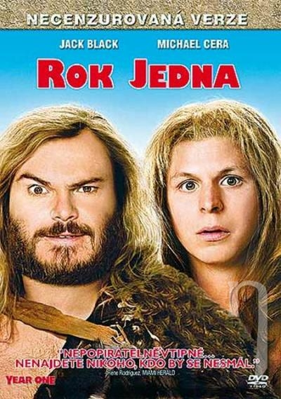 DVD Film - Rok Jedna (pap. box)
