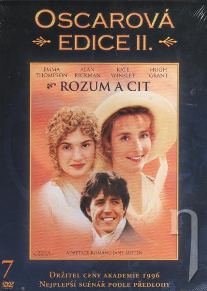 DVD Film - Rozum a cit (pap. box)