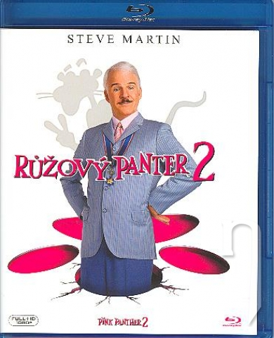 BLU-RAY Film - Ružový panter 2 (Blu-ray)