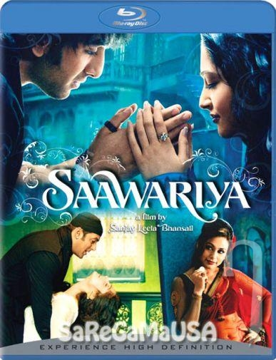 BLU-RAY Film - Saawariya (Blu-ray)