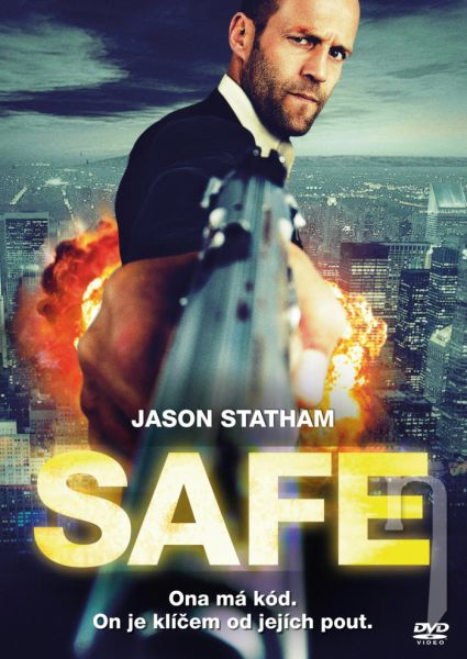 DVD Film - Safe