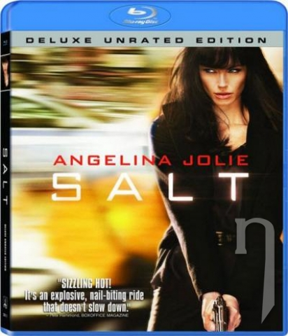 BLU-RAY Film - Salt (Blu-ray)