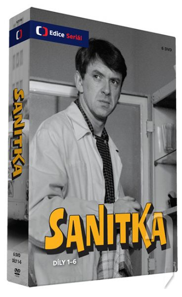 DVD Film - Sanitka (11 DVD)