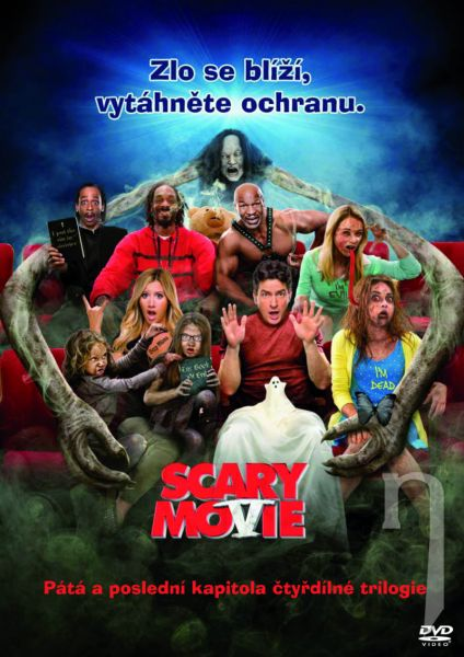 DVD Film - Scary Movie 5