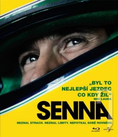BLU-RAY Film - Senna