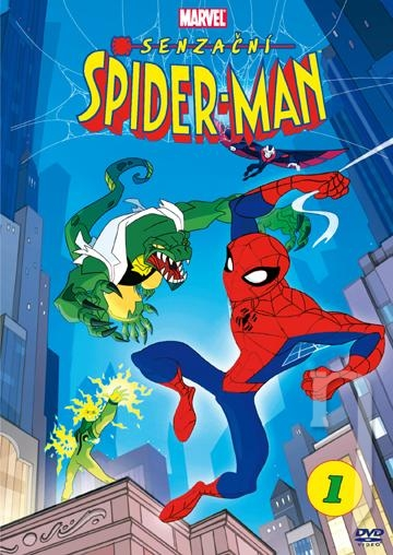 DVD Film - Senzačný Spiderman