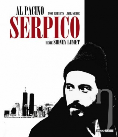 BLU-RAY Film - Serpico (Bluray)