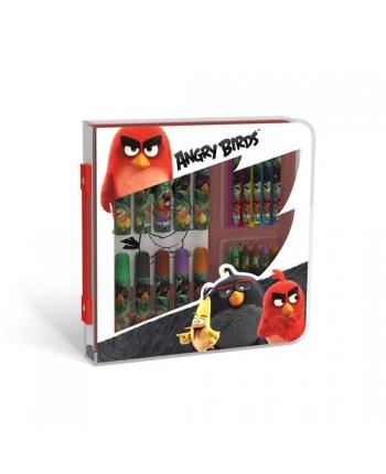 Set na maľovanie v kufríku - Angry Birds (25 cm)