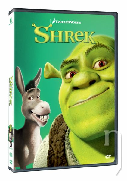 DVD Film - Shrek
