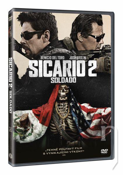 DVD Film - Sicario 2: Soldado