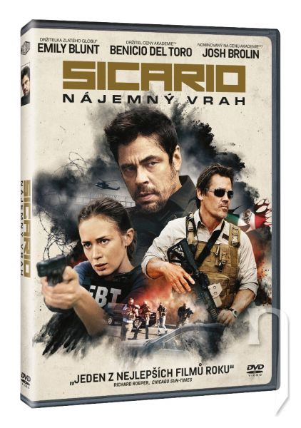DVD Film - Sicario