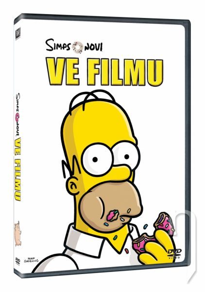 DVD Film - Simpsonovi ve filmu