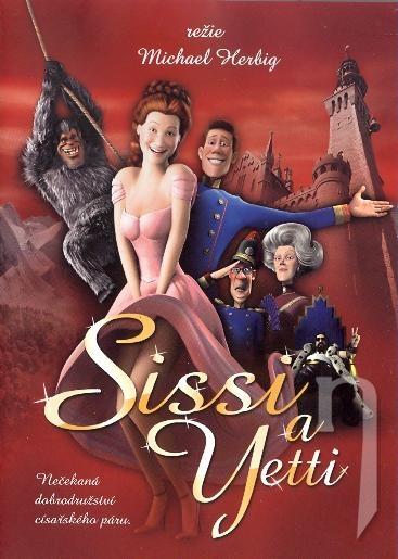 DVD Film - Sissi a Yeti