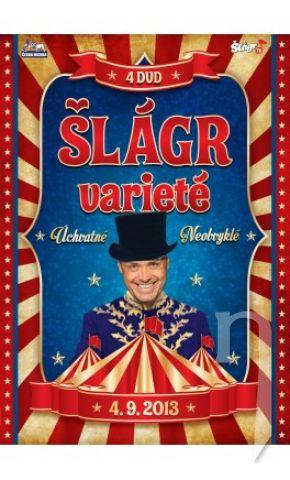 Šlágr Varieté 4 DVD
