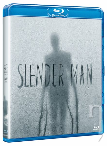 BLU-RAY Film - Slender Man