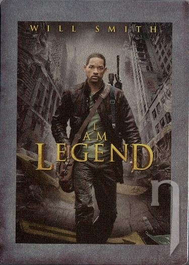 DVD Film - Som legenda (2 DVD) STEEL BOOK