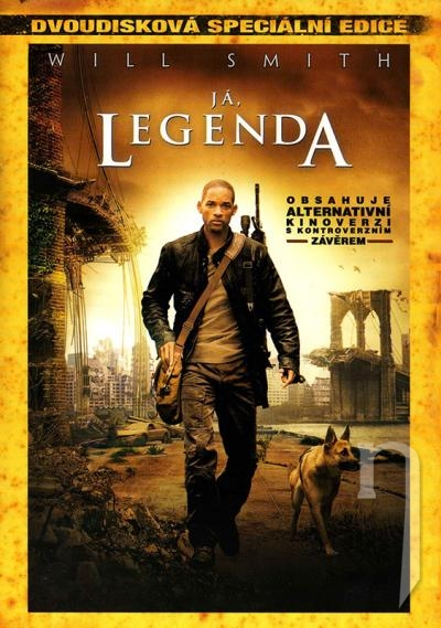 DVD Film - Som legenda (2 DVD)