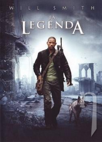 DVD Film - Som legenda