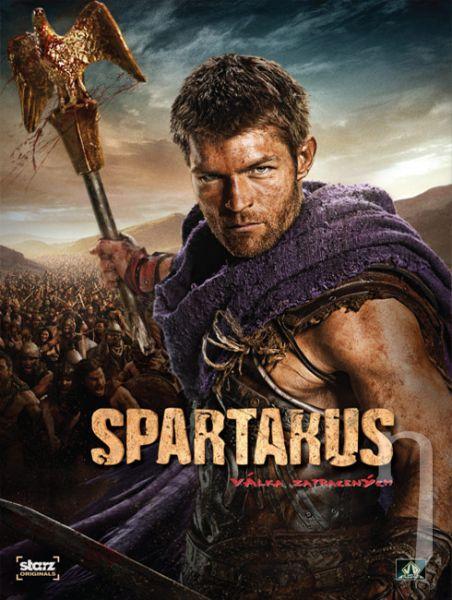 269626b4b DVD Film ~ Spartakus: Vojna zatratených (4 DVD) ~ J. Hannah, A ...
