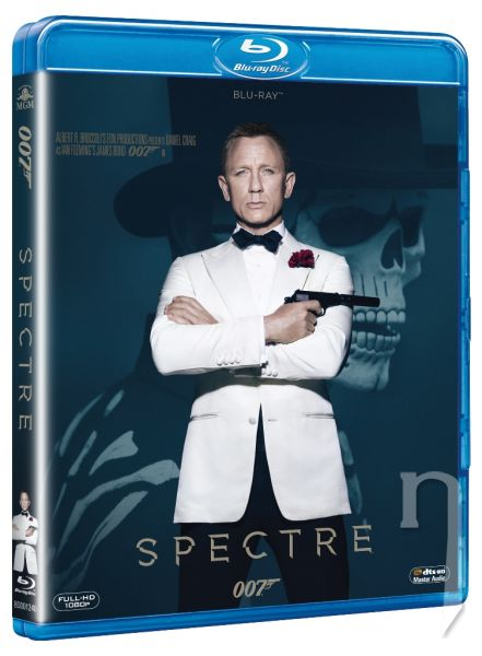 BLU-RAY Film - Spectre