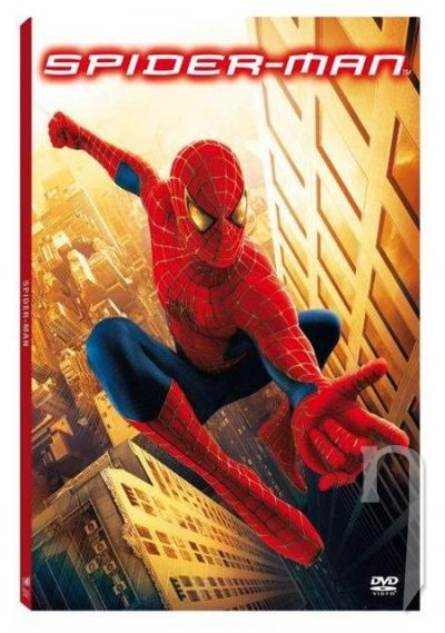 DVD Film - Spider-Man (pap.box)