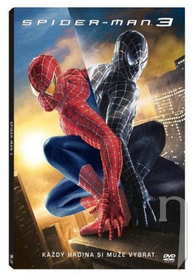 DVD Film - Spider-man 3 (pap.box)