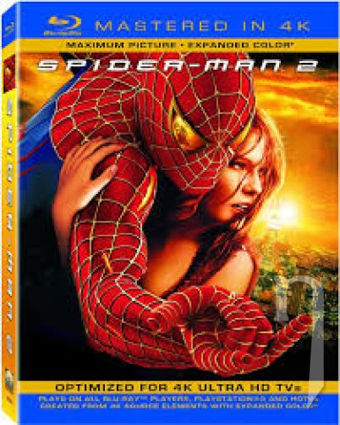 BLU-RAY Film - Spider-Man 2 BD4M (4K Bluray)