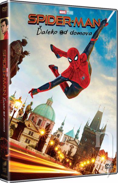 DVD Film - Spider-man: Daleko od domova