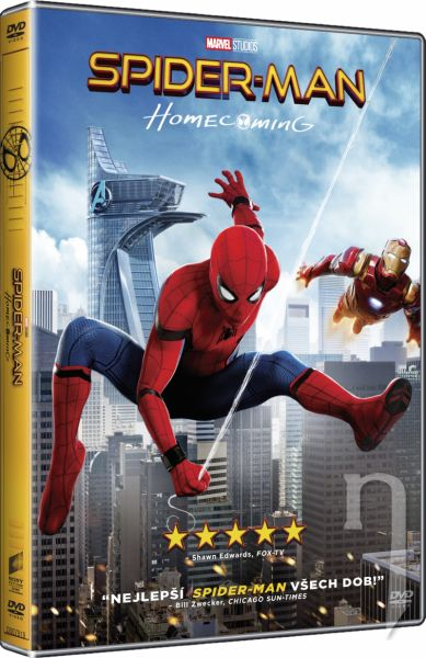 DVD Film - Spider-Man: Homecoming