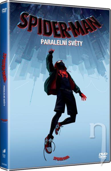 DVD Film - Spider-Man: Paralelní světy