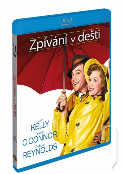 BLU-RAY Film - Zpívání v dešti UCE