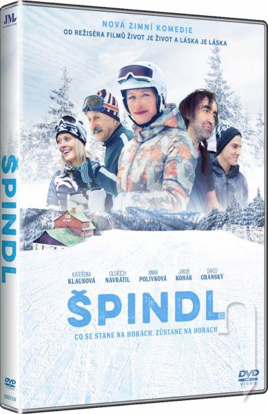 DVD Film - Špindl