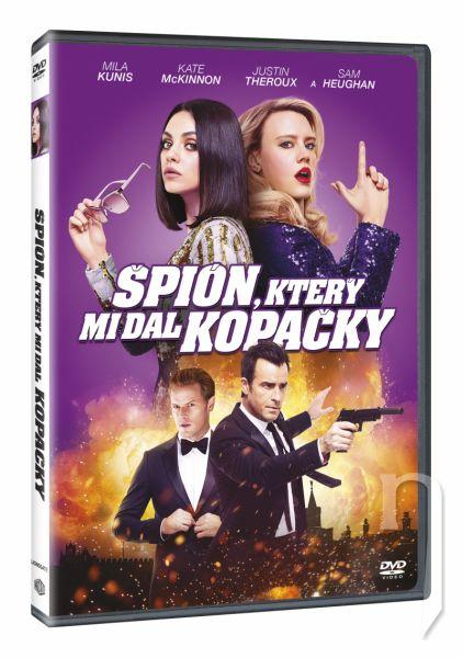 DVD Film - Špión, který mi dal kopačky