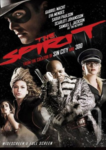 DVD Film - Spirit