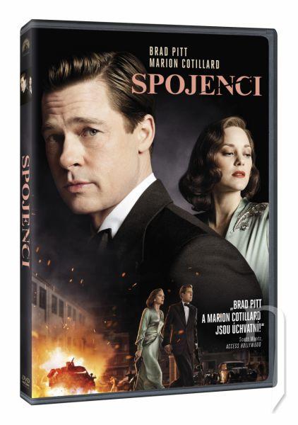 DVD Film - Spojenci