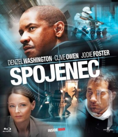 BLU-RAY Film - Spojenec (Bluray)