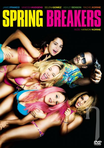 DVD Film - Spring Breakers