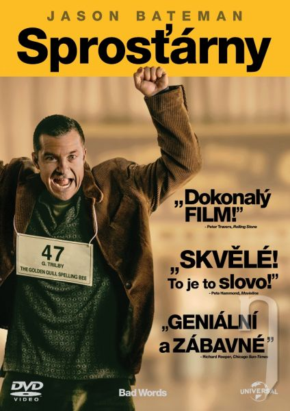 DVD Film - Sprosťarny