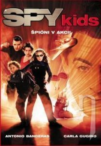 DVD Film - Spy Kids