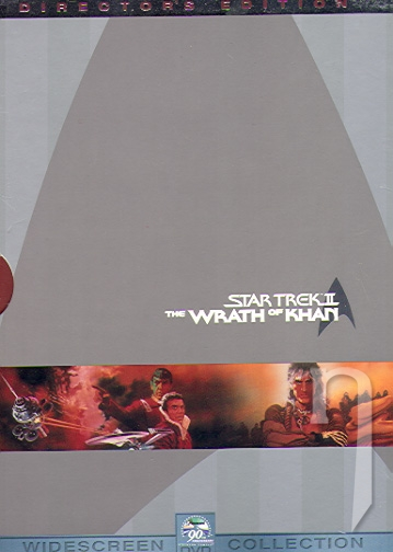 DVD Film - Star Trek 2 - Khanův hněv (2 DVD)
