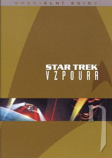 DVD Film - Star Trek 9 : Vzpoura S.E. (2DVD)