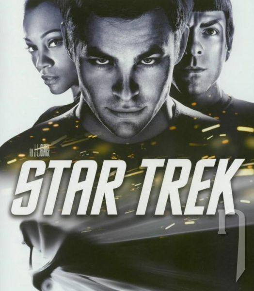 BLU-RAY Film - Star Trek