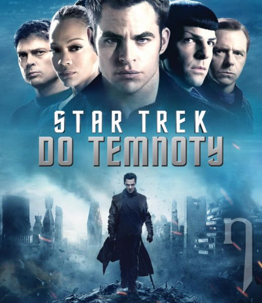 BLU-RAY Film - Star Trek: Do temnoty