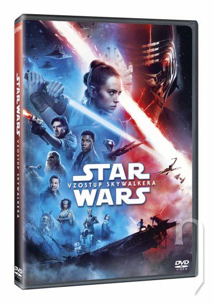 DVD Film - Star Wars: Vzestup Skywalkera
