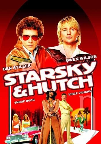 DVD Film - Starsky a Hutch