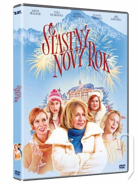 DVD Film - Šťastný nový rok