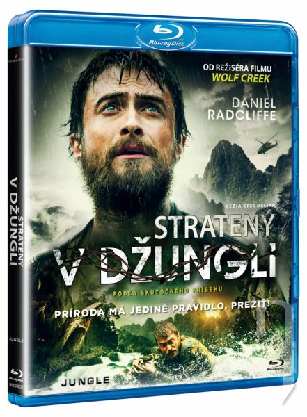 BLU-RAY Film - Stratený v džungli