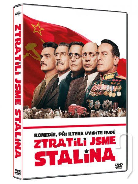 DVD Film - Ztratili jsme Stalina